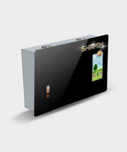دستگاه تصفیه هوا با یون منفی شمیم مدل UN1000 رنگ مشکی