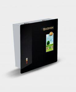 دستگاه تصفیه هوا با یون منفی شمیم مدل UN1050 رنگ مشکی
